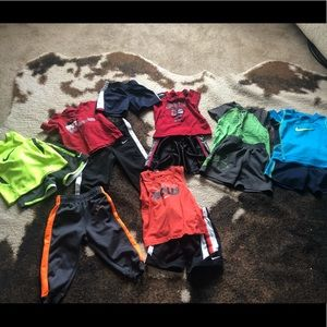 Nike boys lot athletic wear 18 month clothes